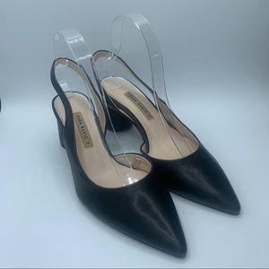 Zara Basic Round Heel